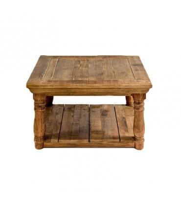 Mesa madera envejecida