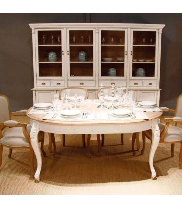 Mesa de comedor romantic