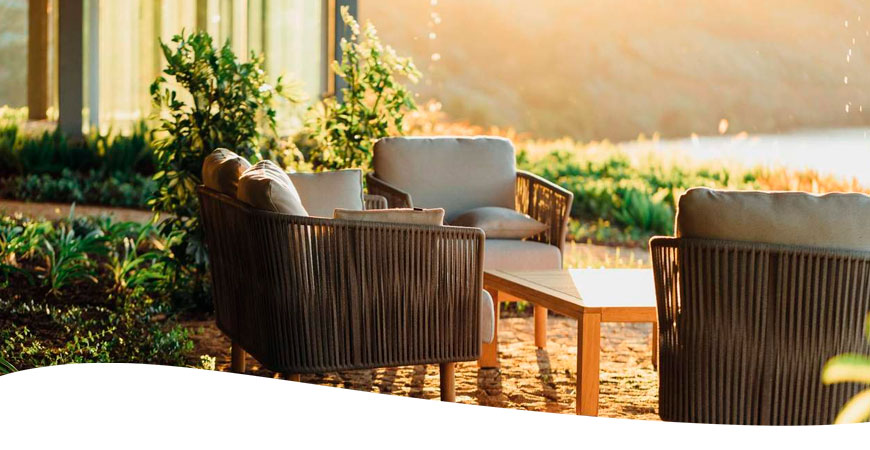 Muebles Diphano en  Hotel Douro 41