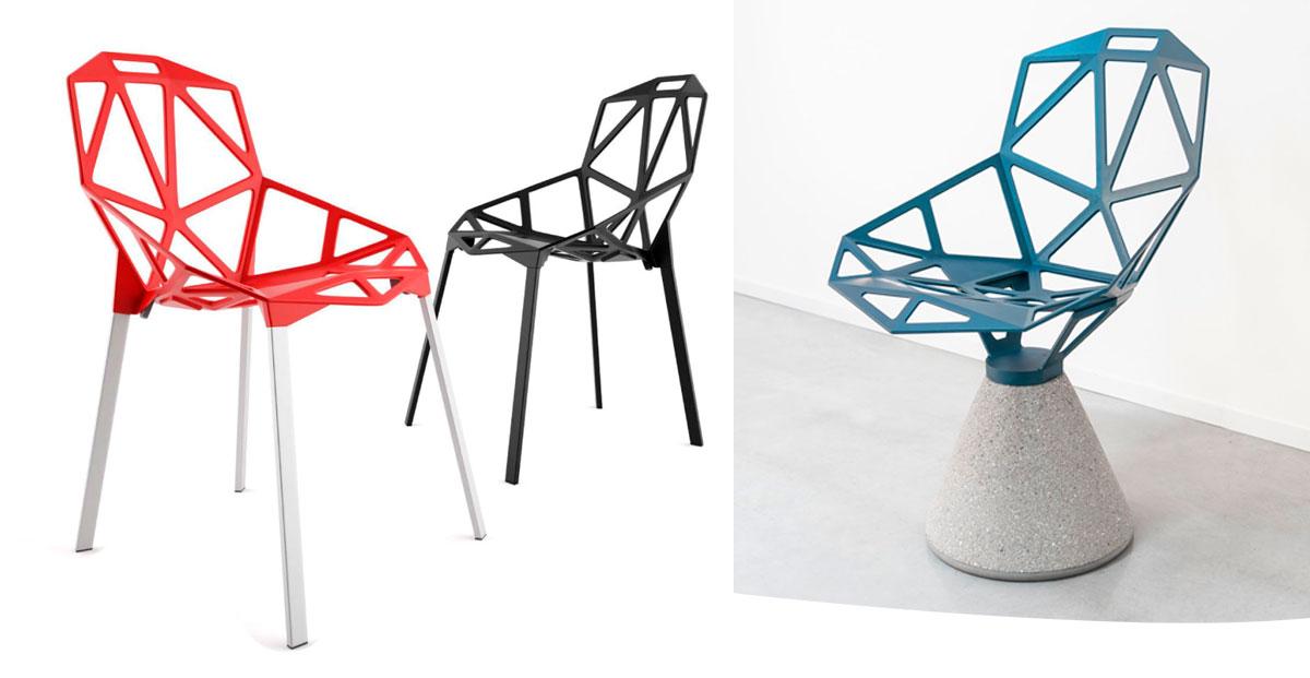 Chair One de Magis Design en CarlaKey