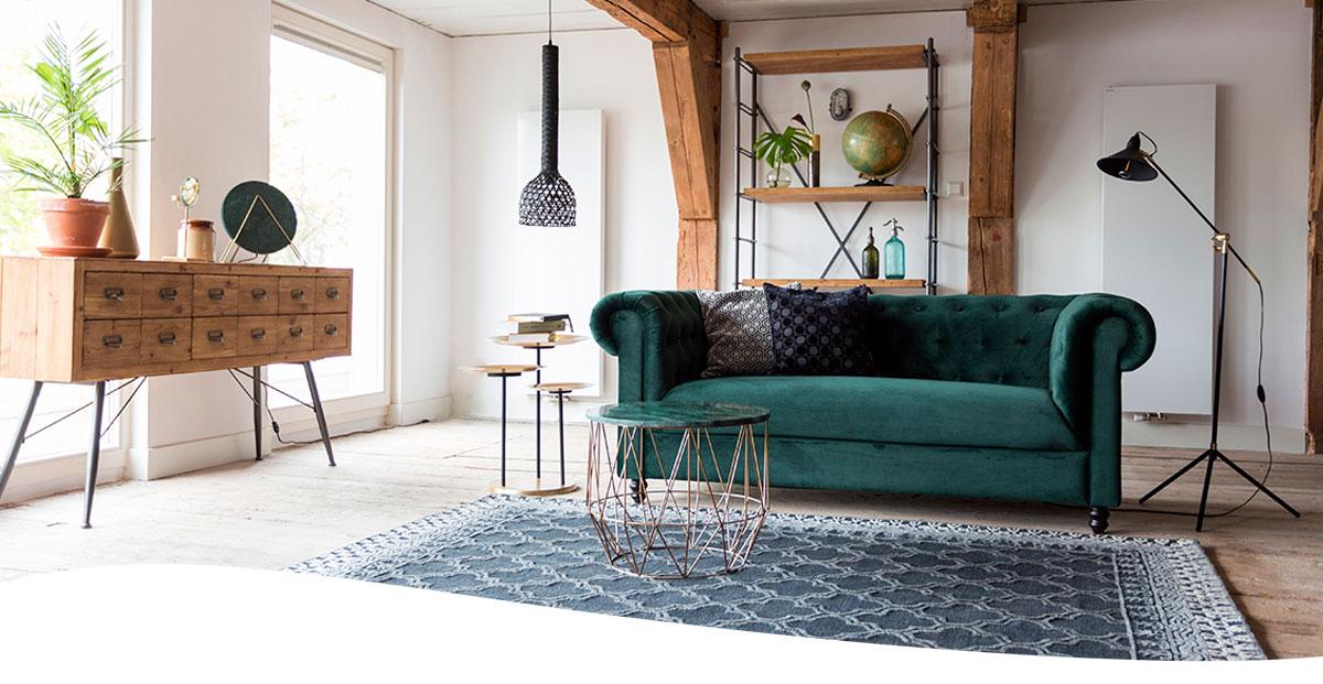 Sofa Chester de Ducthbone en CarlaKey