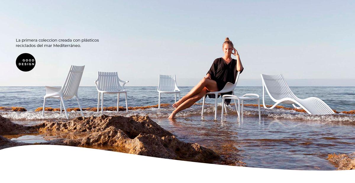 Colección Ibiza de Vondom en CarlaKey