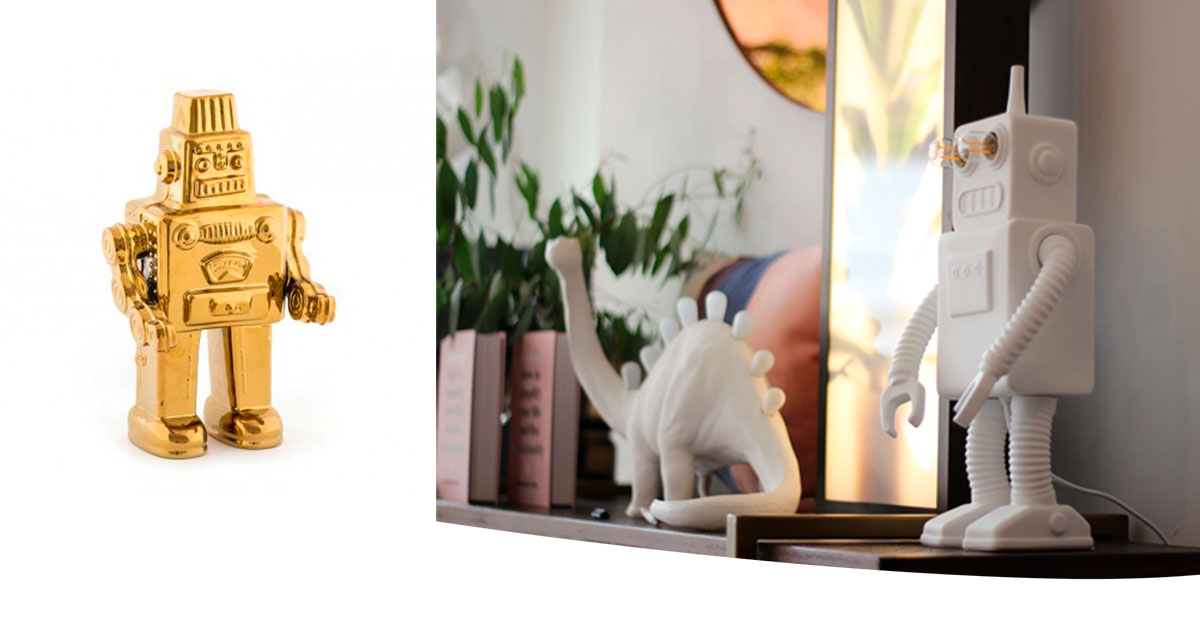 Figuras Decorativas de Seletti en CarlaKey
