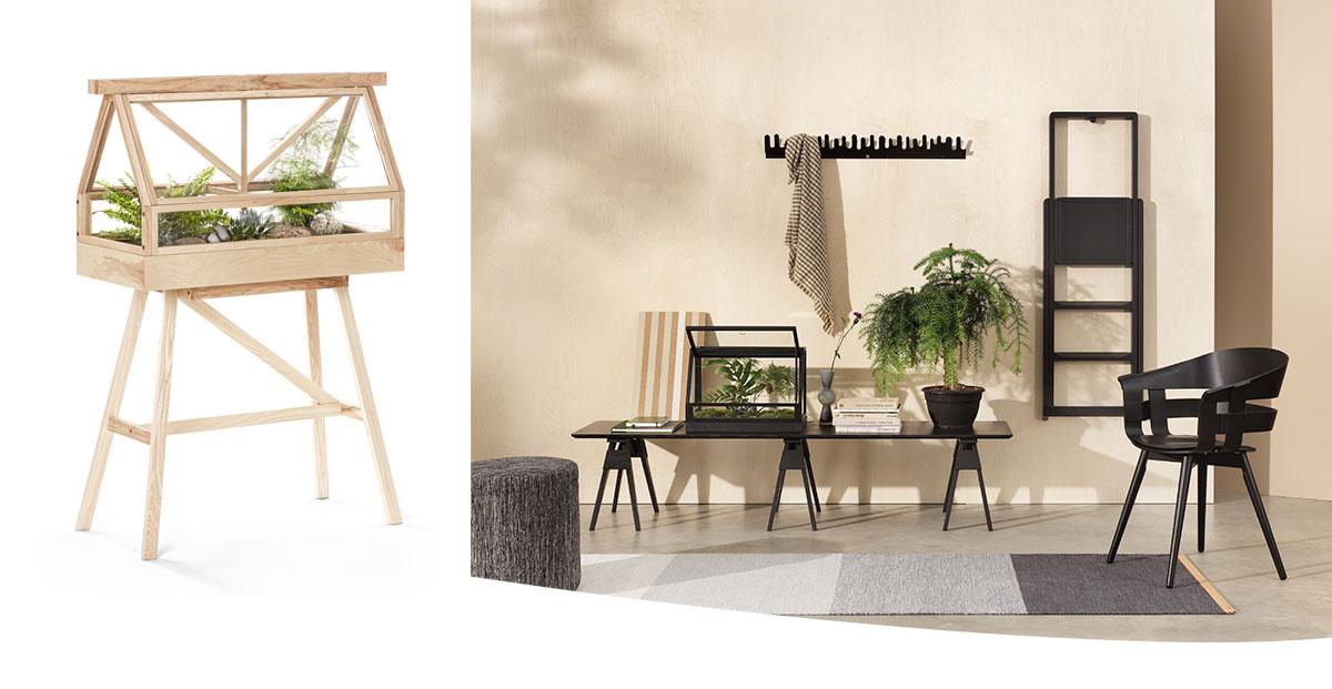 GREENHOUSE de Design House Stockholm en CarlaKey