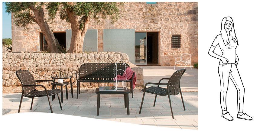 Muebles de Jardín de CarlaKey