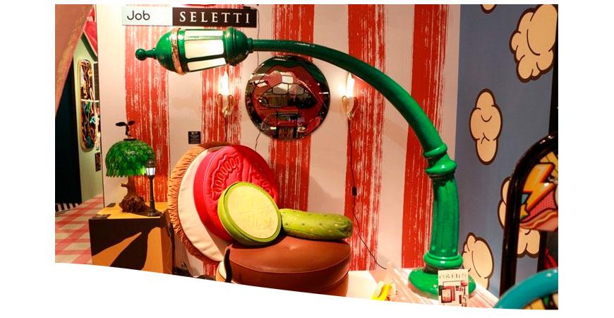 Street Lamp de Seletti en CarlaKey