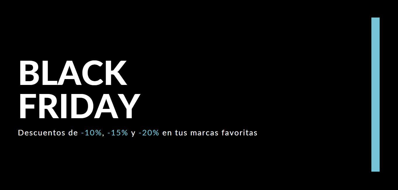 Black Friday en CarlaKey