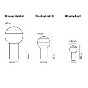 Lámpara de sobremesa Dipping Light CarlaKey