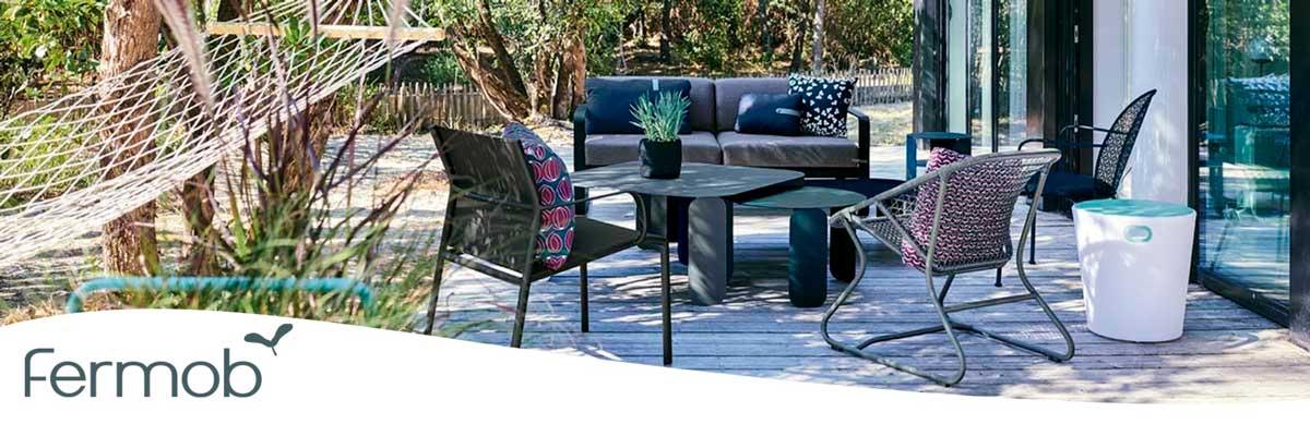 Fermob, muebles para exterior