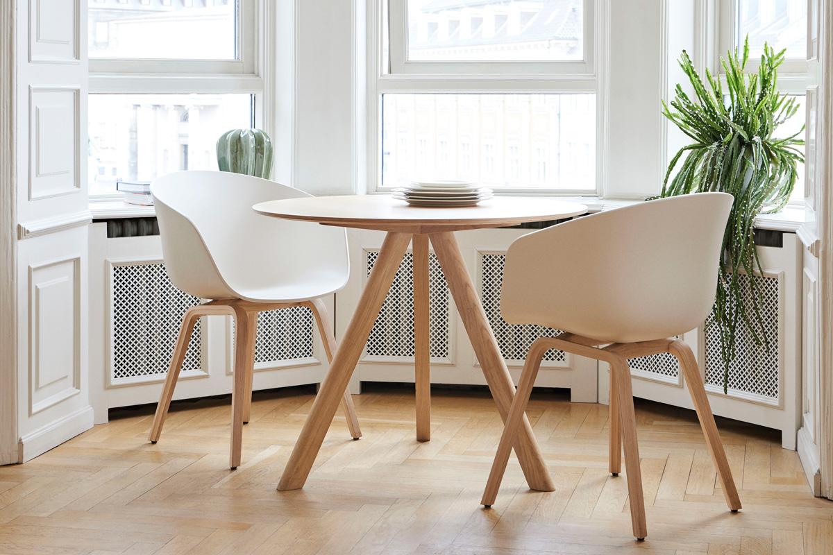 Hay muebles de diseño danes en CarlaKey