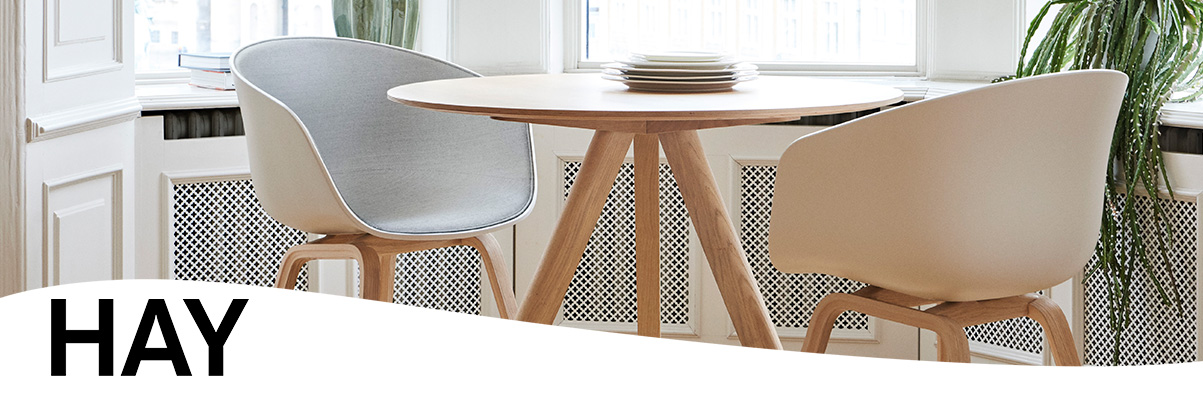 Hay, muebles nordicos contemporaneos asequibles en CarlaKey