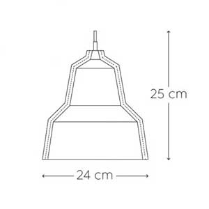 Lámpara Lloyd Puik Design