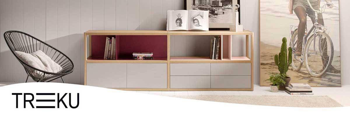 Treku, muebles de diseño