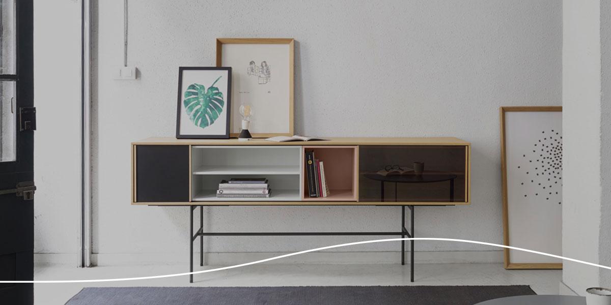Muebles de diseño en carlakey