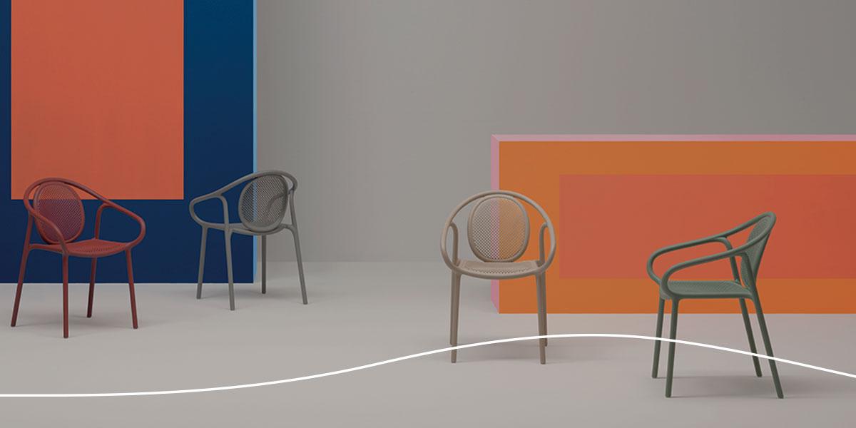Sillas de diseño en CarlaKey.com