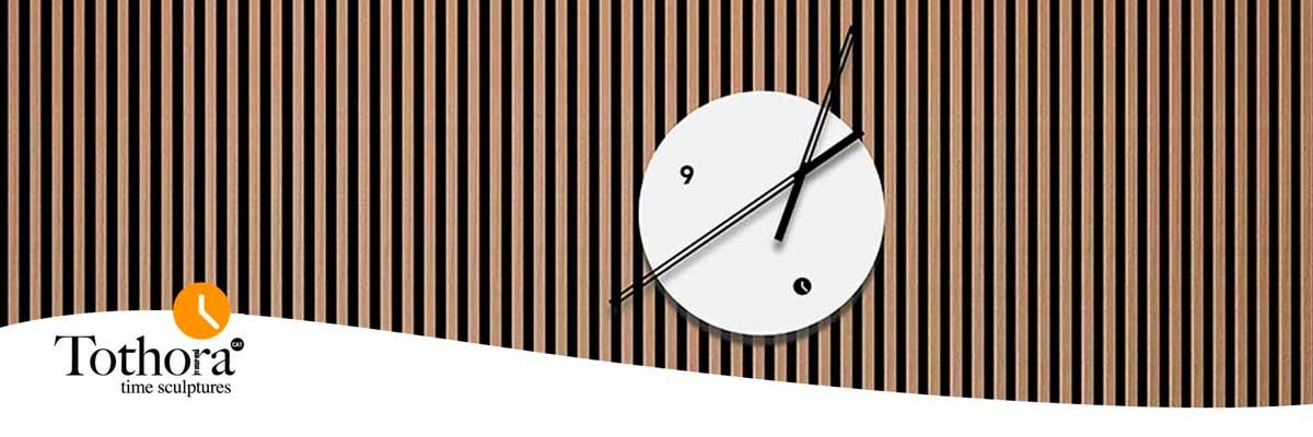 Tothora, relojes de pared de diseño