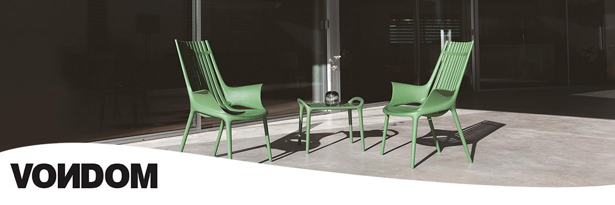 Vondom, muebles de exterior en Carlakey.com