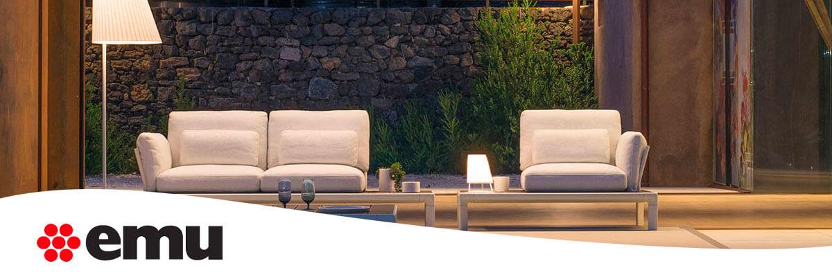Emu, muebles italianos para el exterior