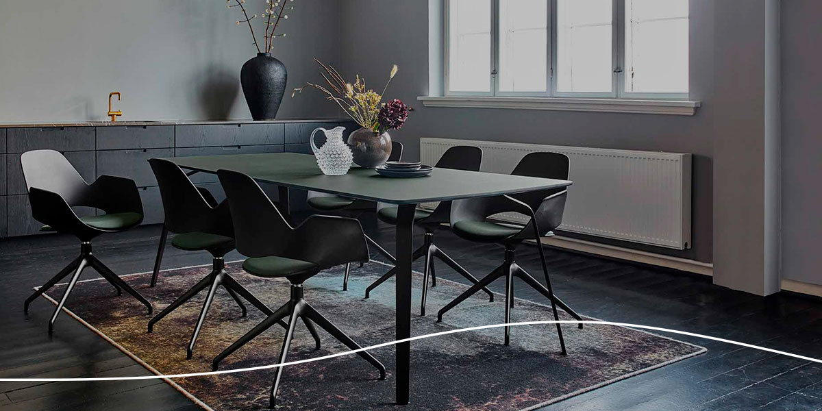 Mesas de diseño en CarlaKey