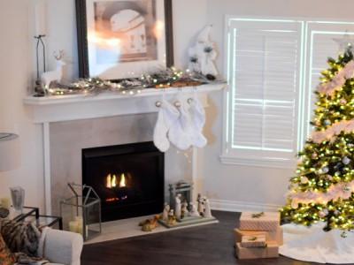 Llega Navidad: Época de compartir...decoración