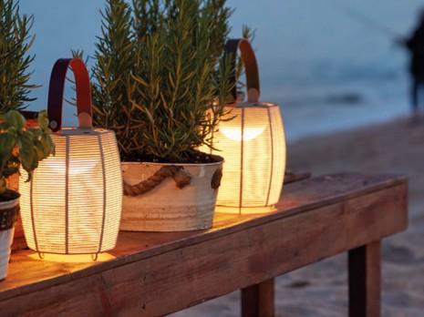 La iluminación es fundamental en la decoración exterior