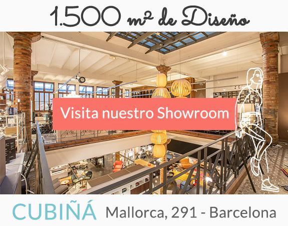 Showroom en Barcelona Tienda Cubiña