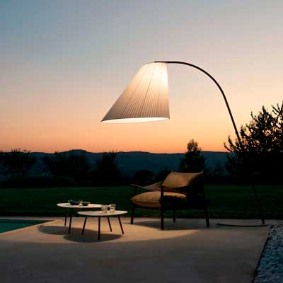 Lámparas exteriores para tu terraza
