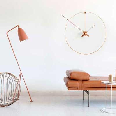 Utilizar relojes como accesorios decorativos