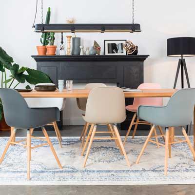 Sillas de Diseño - Sentarse o sentirse agusto