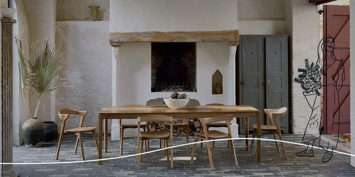 Ethnicraft, wood furnitures