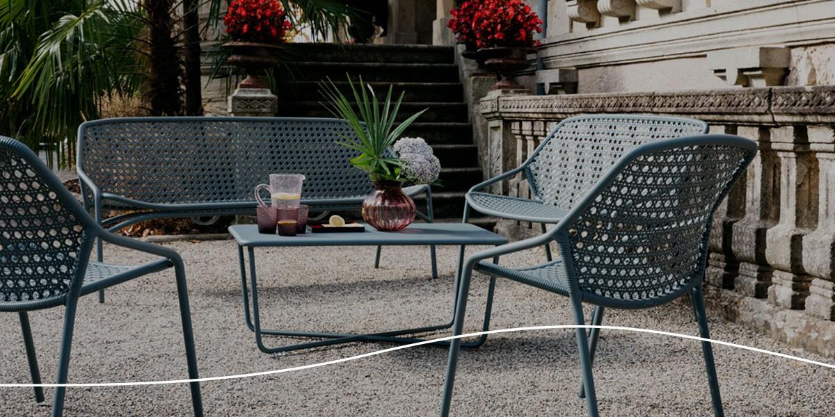 Fermob, outdoor furnitures
