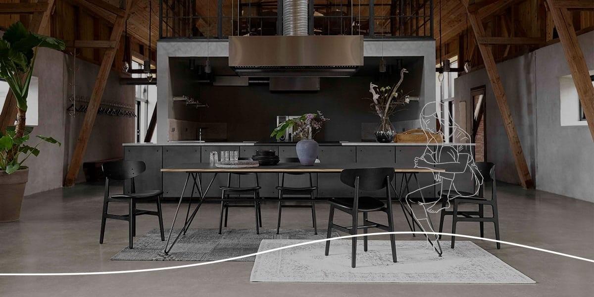 Tienda de muebles y diseño